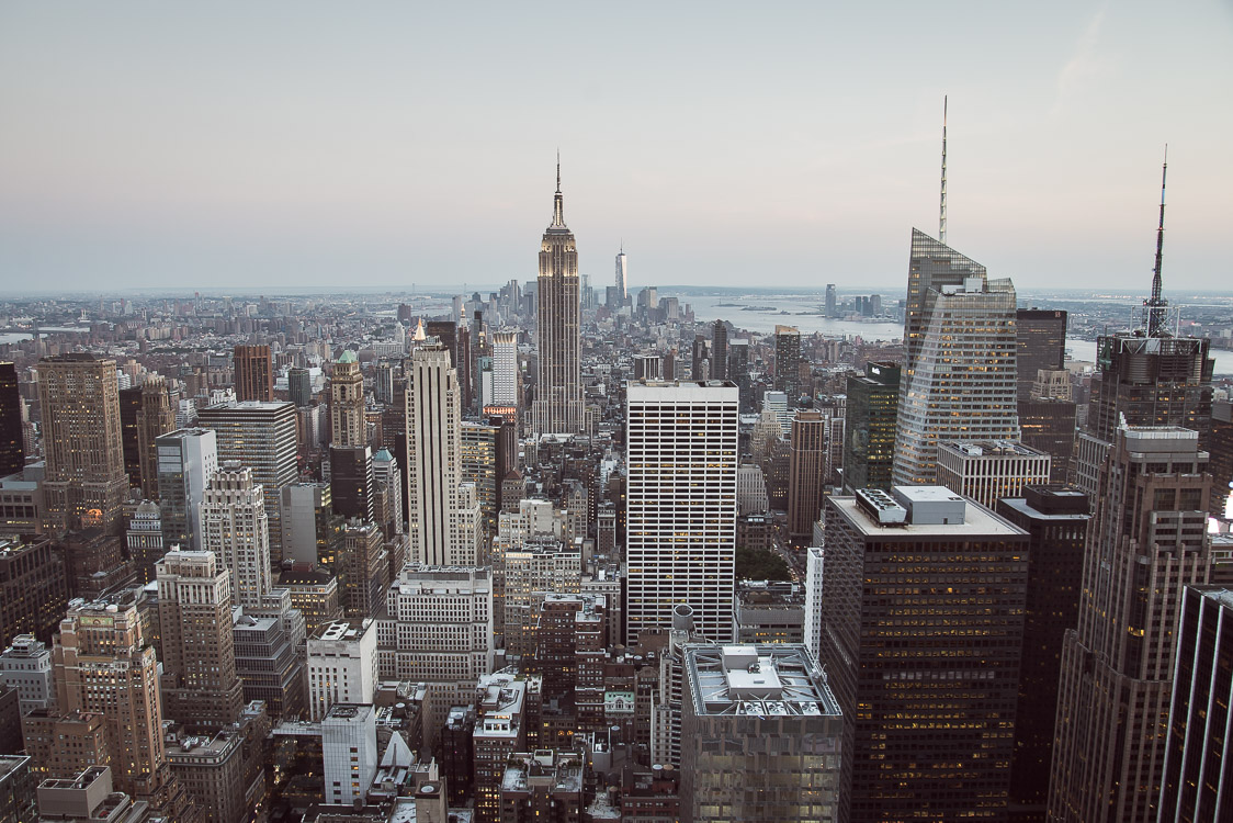 New York overview