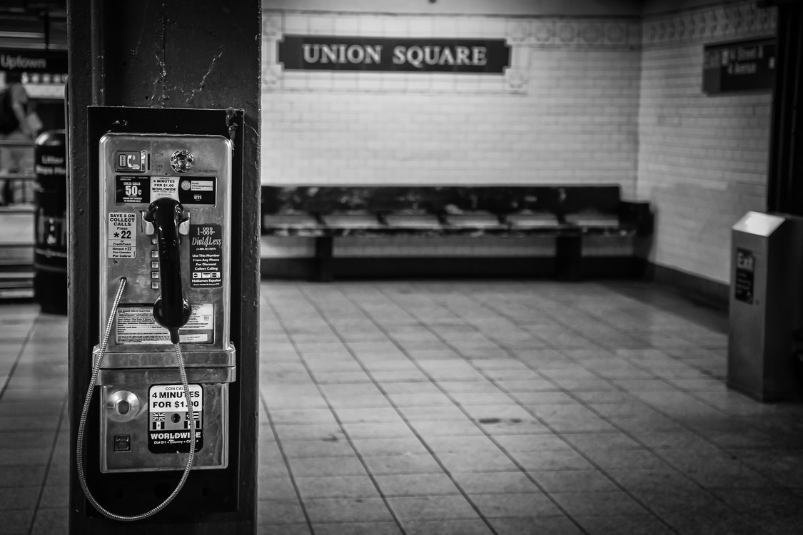 union square phone