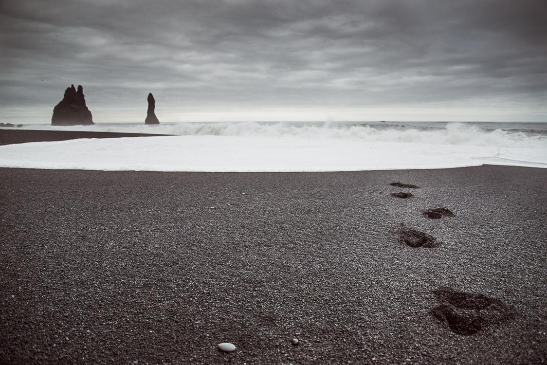 Reynisfjara Black beach Iceland Sebastien Mas