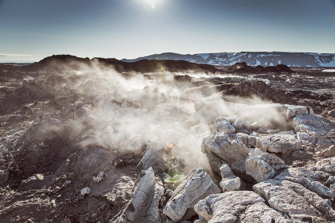 Volcano Iceland Sebastien Mas