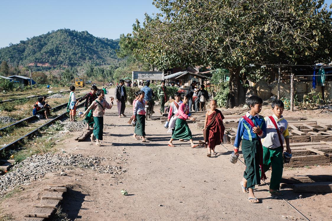school myanmar