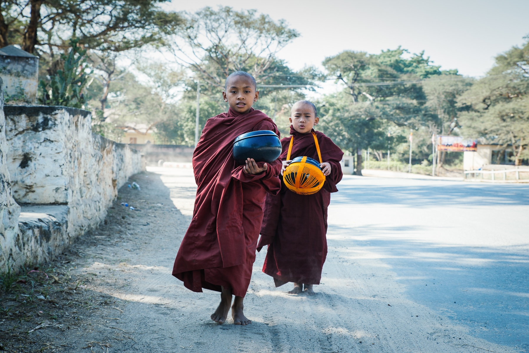 Monk in Myanmar