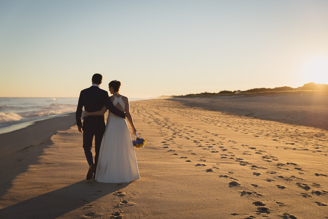 east hampton wedding photography sunset beach