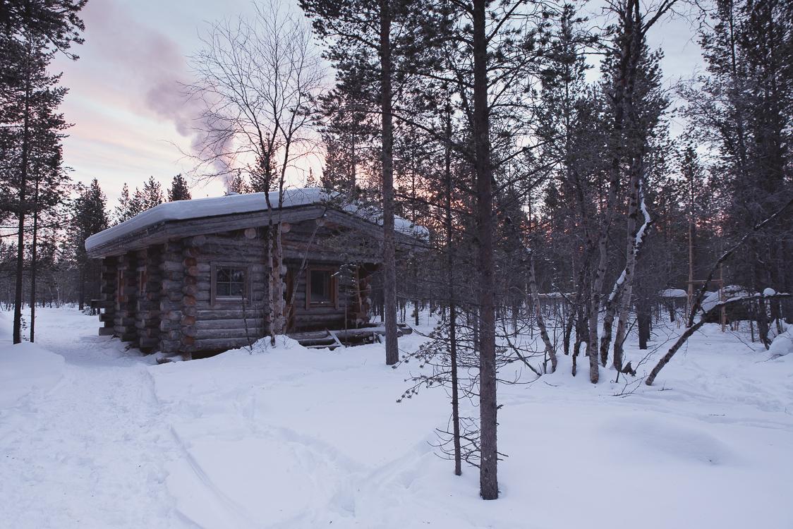 Cabin Laponie