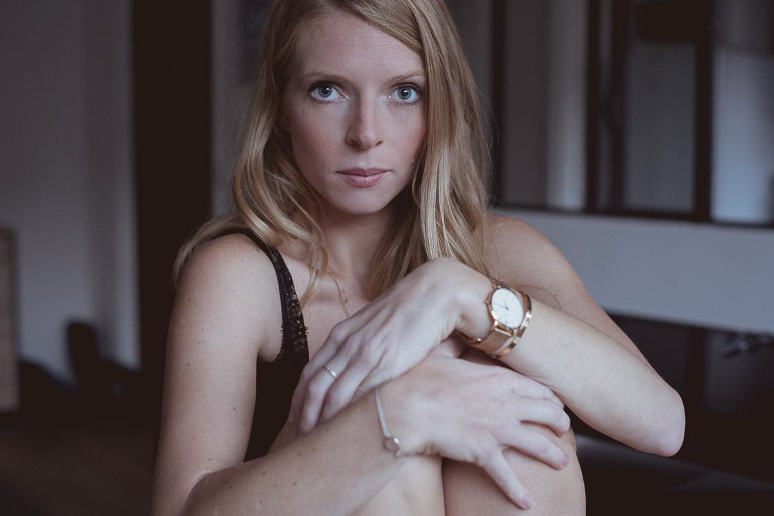 Portrait julie par Sebastien Mas