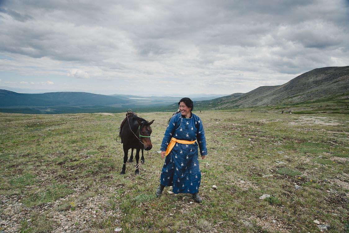 Taïga Mongolie Tsaatan