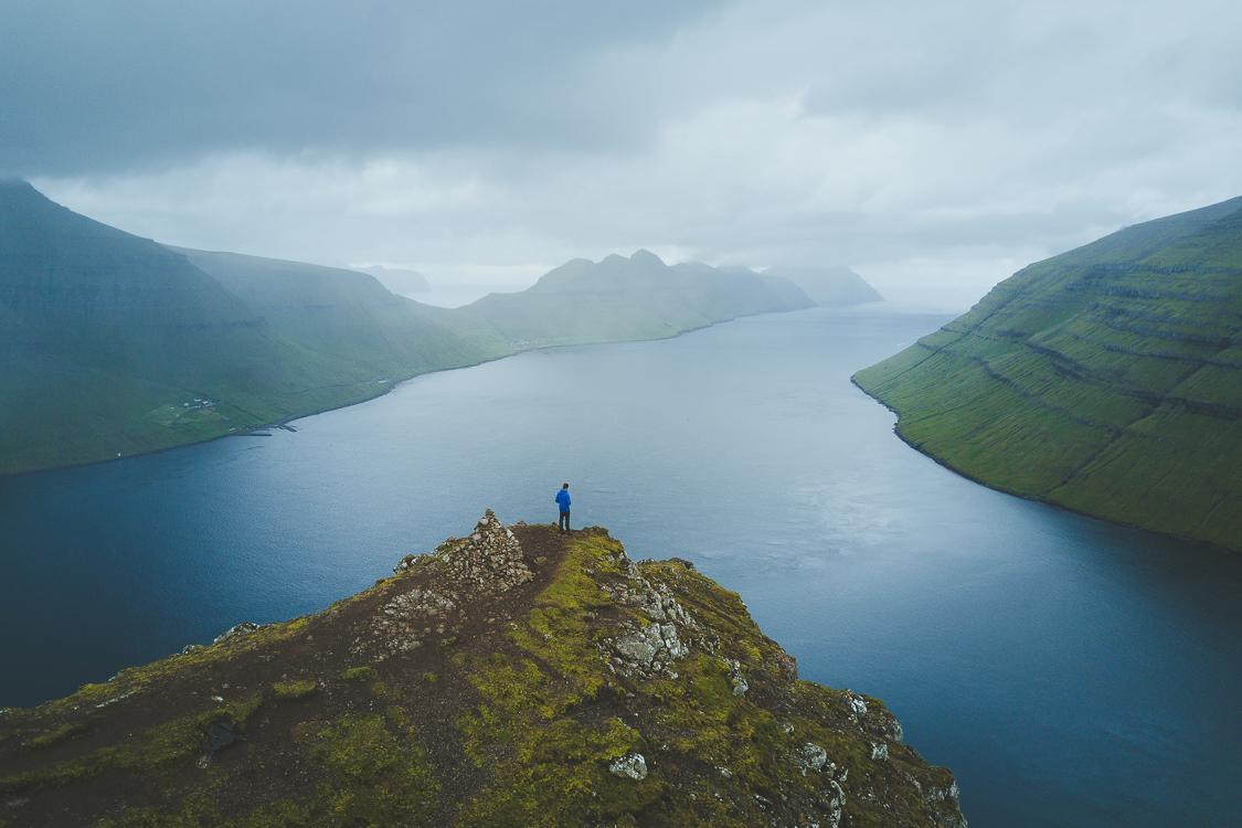 View Klaksvik Faroe Islands