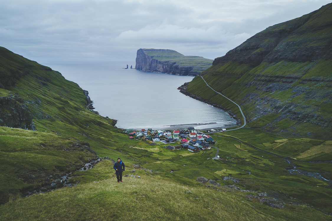 Tjornuvik Faroe Islands