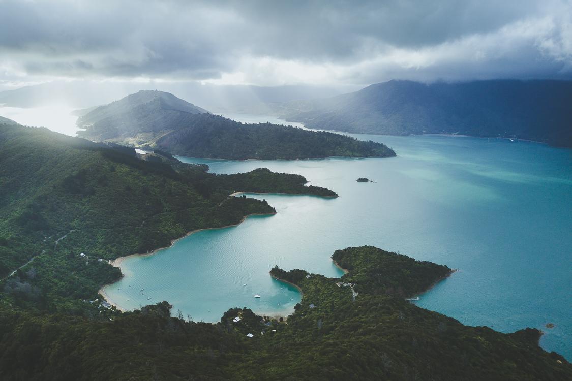 Abel Tasmand sea