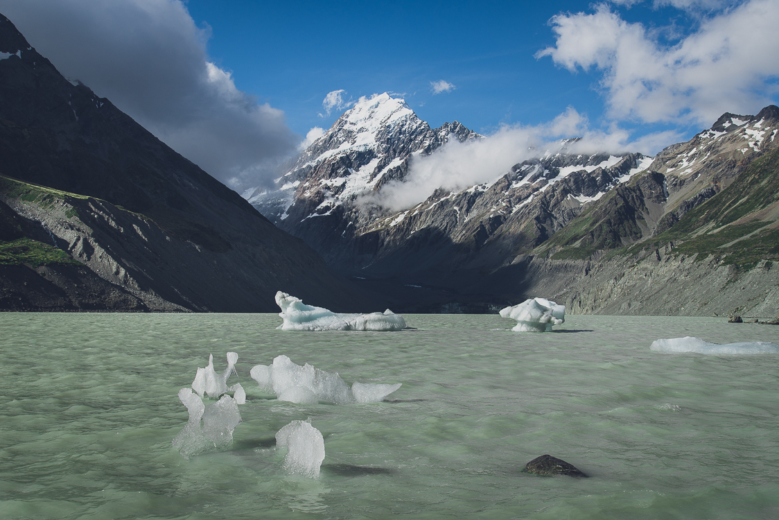 New Zeland Mount Cook