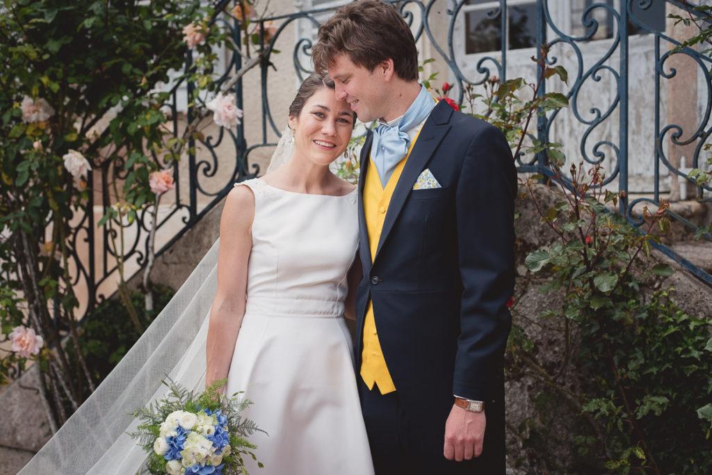 Mariage Camille et John