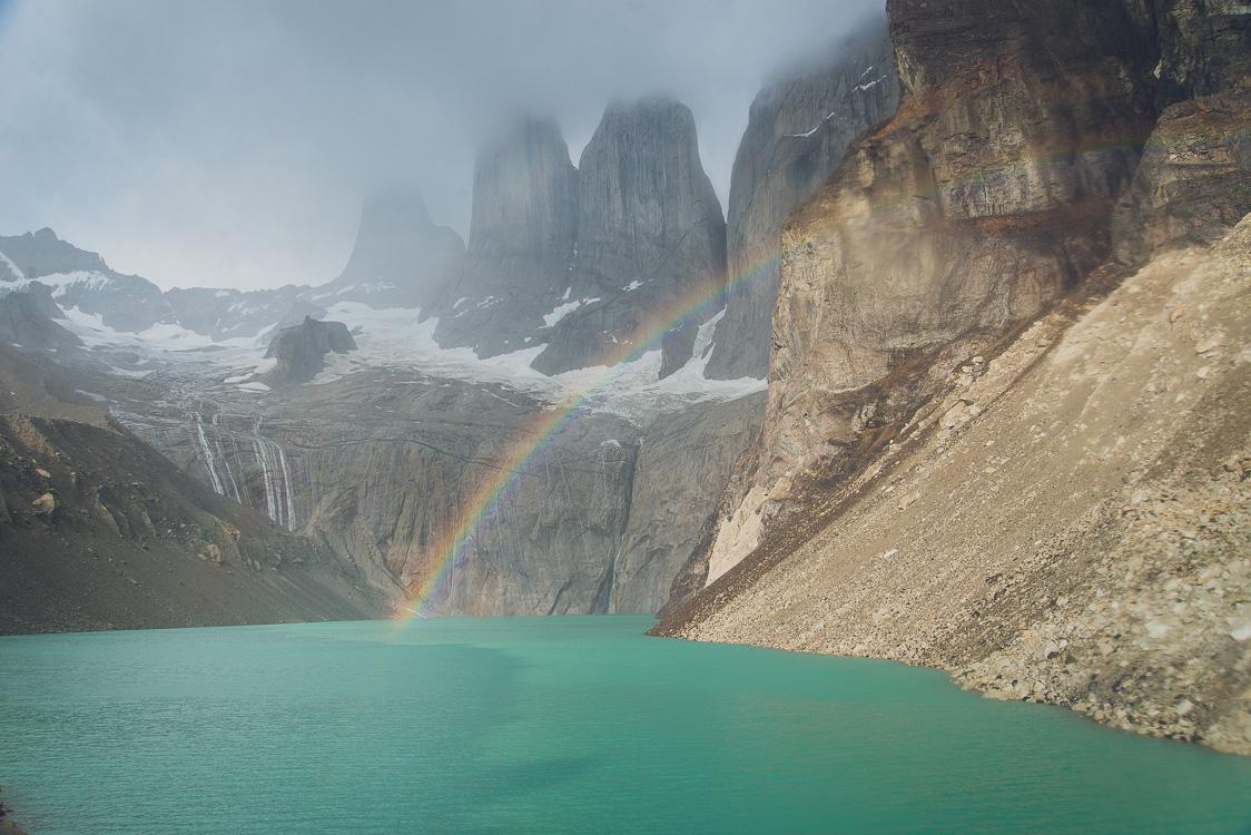 tres torres rainbow