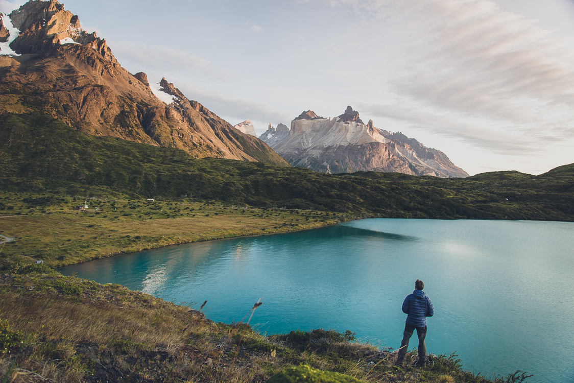 Hike in Torres del Paine